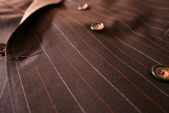 Vide-dressing homme/Dépôt-vente - Veste de costume Camps de Luca en mohair